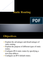Lecture 7_Static Route