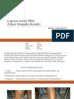 Lapsus Mini 1 Liken Simpleks