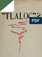 Leopoldo Batres - Tlaloc