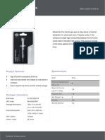 MasterGel Pro - Product Sheet