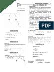 Física - Pré-Vestibular Dom Bosco - Resoluções Aulas 37 a 40