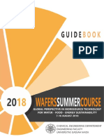 Wafers Sc 2018 Guide Book