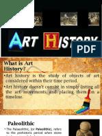 Art Appreciation- Art History