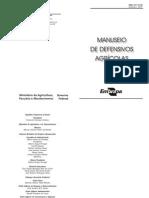 Manusei de Def Agricolas Embrapa