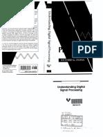 Understanding Digital Signal Processing By Richard G. Lyons Pdf