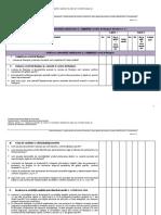 Anexa 4.1.2 Proiecte in Parteneriat - Grila de Verificare a Conformităţii Administrative Și a Eligibilității
