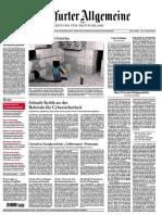 Frankfurter Allgemeine Zeitung F.a.Z. - 07. Januar 2019
