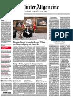 Frankfurter Allgemeine Zeitung F.a.Z. - 02. Januar 2019