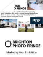 BPF18 Marketing Funding
