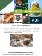 EXPOSICION DE LICENCIAS AMBIENTALES