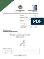 Eletunk Fordulopontjai II Erdely 2008-2009