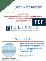 Illinois Scan Architecture