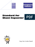 Standard for Shunt Capacitor