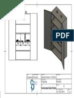 Planos armario seccionado
