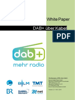 Whitepaper Dab Im Kabel