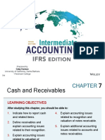 ch07 - intermediate acc IFRS (Cash and Receivable)