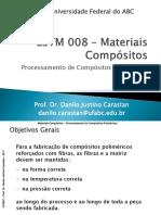 -Aula 9 - Processamento de Comp-¢Ã³sitos Polim-¢Ã©ricos