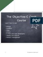 Objective-C Crash Course