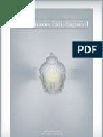 diccionario pali español