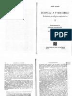 Weber, Max - Economía y Sociedad