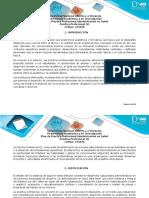 Anexo b. Plan de Práctica Profesional III