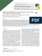 Xử lý hiệu ứng hóa lỏng cho kè sử dụng tường xi măng đất Máy ly tâm và mô hình số.pdf