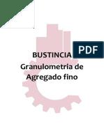Informe de Tegnologia Del Concreto(Agregado Fino)