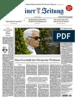 Berliner Zeitung – 20. Februar 2019