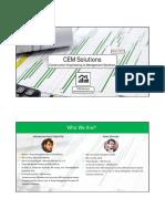 CEM Solutions