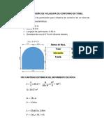 Cálculo y Diseño de Voladura de Contorno en Túnel