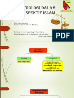 Metrologi Dalam Perspektif Islam