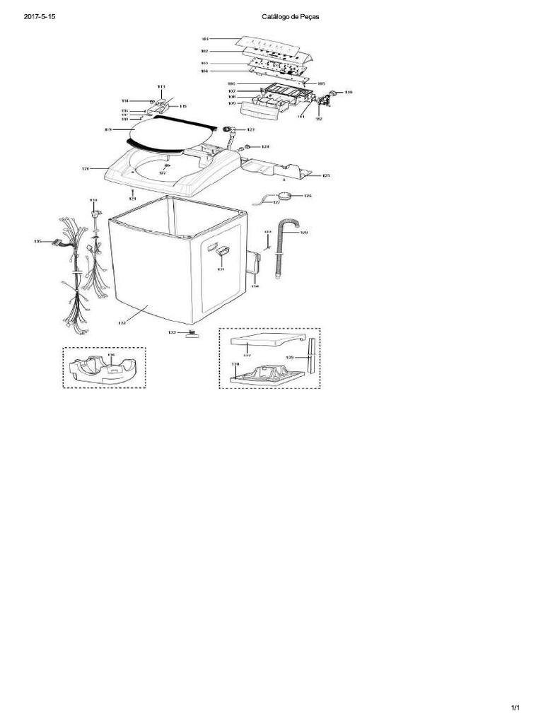 manual de pecas lavadora.pdf