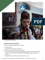 Darmasiswa _ Indonesian Scholarship Program