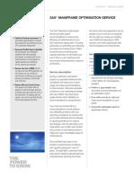 SAS Mainframe Optimisation Service