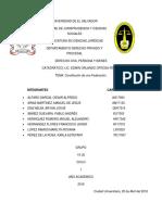 FEDERACIONES Y CONFEDERACIONES SINDICALES DE EL SALVADOR.pdf