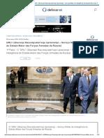 DefesaNet - Russia Docs - GRU I (Glavnoje Razvedyvatel'Noje Upravlenije – Serviço Militar de Inteligência Do Estado-Maior Das Forças Armadas Da Rússia)