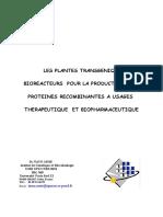 Plantes Biopharmaceutiques (3)