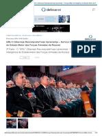 DefesaNet - Russia Docs - GRU II (Glavnoje Razvedyvatel'Noje Upravlenije – Serviço Militar de Inteligência Do Estado-Maior Das Forças Armadas Da Rússia)