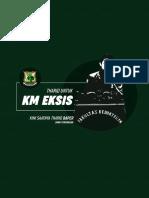 Grand Design calon Ketua Umum KM FK Unand - Present by Thariq KM EKSIS