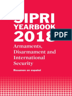 Armaments, Disarmament and International Security SIPRI 2018