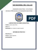informe conductimetria