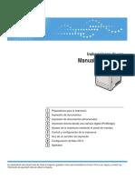 Manual de Software Driver Pcl6