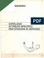Catalogo Attrezzi Specifici Piaggio