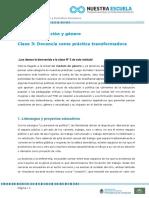 Genero Clase3