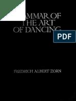 Zorn (1905) - Grammar of the art of dancing.pdf