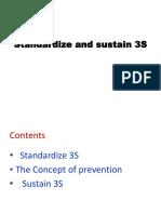 Level 2 Standardize & Sustain