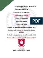 CASO CLÍNICO PARENTERAL II