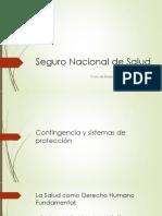 Seguro Nacional de Salud