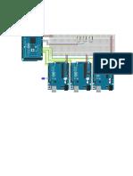 Diagrama Conexion Arduino Mega y Uno