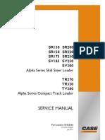 Case SR200 Service Manual Pgs 1-28